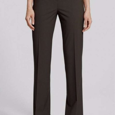 Lafayette 148 NY brown pants 12
